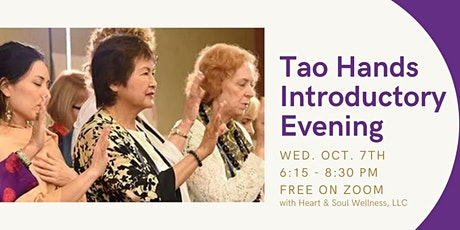 Tao Hands Introductory Evening tickets