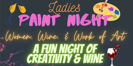 Ladies Paint Night tickets