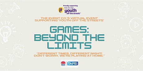 GAMES: Beyond the Limits tickets