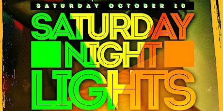 "CEO FRESH PRESENTS: ""SATURDAY NIGHT LIGHTS"" OCT 10th @BAR 2200 HOUSTON, TX tickets"