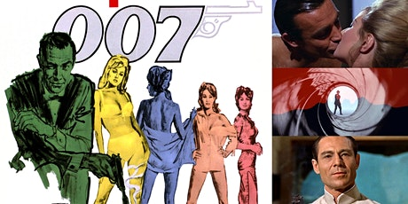 'The Sean Connery Bond Canon, Pt I: Dr. No & From Russia with Love' Webinar tickets