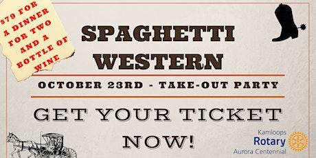 Spaghetti Western 2020 tickets