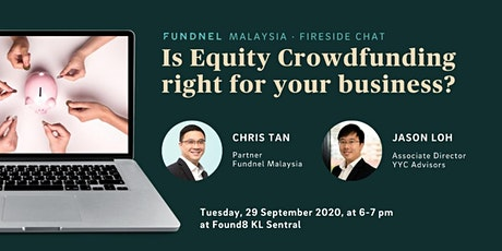 Is Equity Crowdfunding right for your business? tickets