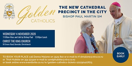 Golden Catholics tickets