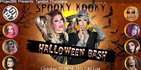 Twisted Thursdays: Gay Nights [Spooky Kooky] tickets