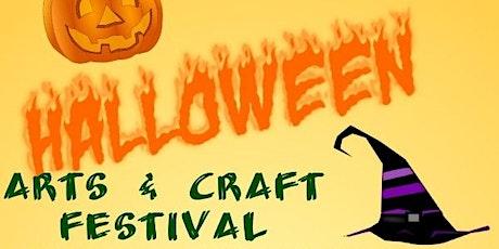 Halloween Arts & Crafts Festival tickets