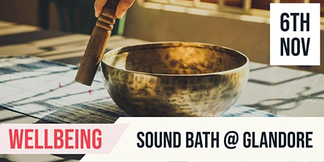 Sound Bath  | Glandore | Wellbeing tickets