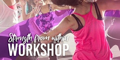 Strength From Within Holiday Workshop | 6-16 years tickets