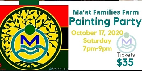 Ma'at Families Farm Painting Party tickets