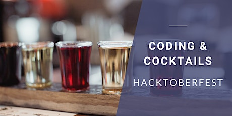 Coding & Cocktails: Hacktoberfest 2020 tickets