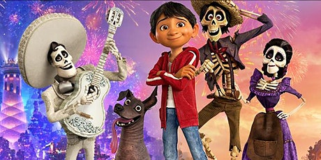 CarBaret and St. Barnabas presents a pre-Halloween screening of Coco tickets