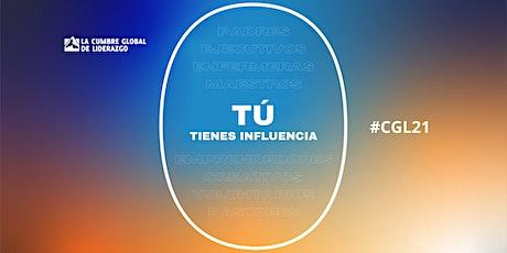 La Cumbre Global de Liderazgo Chihuahua 2021 entradas
