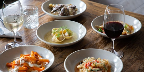 FIVE-COURSE PASTA DEGUSTATION - Northern Italian Wine Pairing Feat. Marion tickets