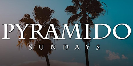 Pyramido Sundays tickets