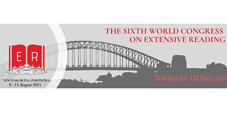 The 6th Extensive Reading World Congress tickets