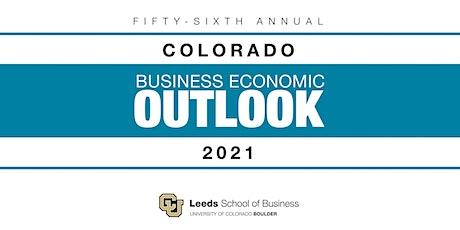 2021 Colorado Business Economic Outlook Forum tickets