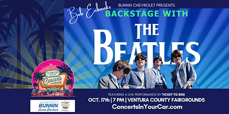 Bunnin Chevrolet Presents Bob Eubanks Backstage With The Beatles! tickets