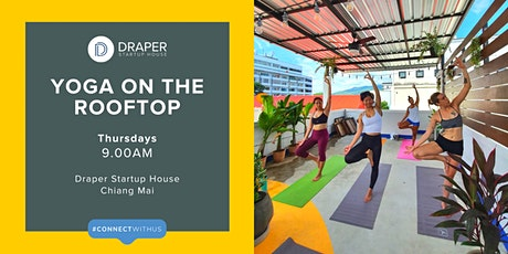 Yoga on the Roof with Kru Dear tickets