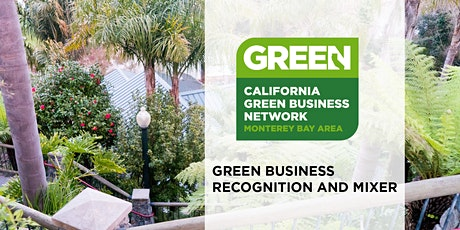 Green Business Recognition and Mixer tickets