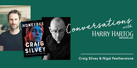 Honeybee: A Conversation with Craig Silvey & Nigel Featherstone tickets