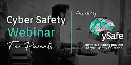 Parent Cyber Safety Webinar- Mumbullla School for Rudolf Steiner Education tickets
