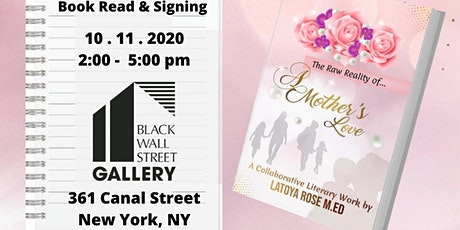 Book Read & Signing tickets