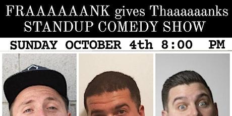 Standup Comedy @ Nuvo Toronto tickets