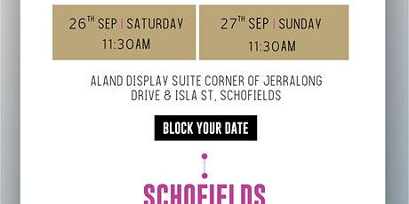 Schofields - Low rise boutique residences in a great location tickets