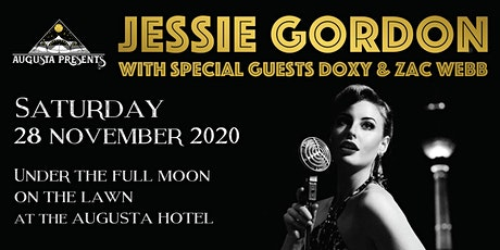 Augusta Presents: Jessie Gordon with Special Guests Doxy and  Zac Webb tickets
