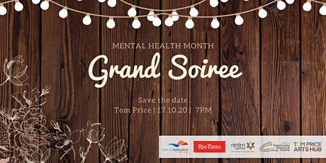 Mental Health Month Grand Soiree tickets