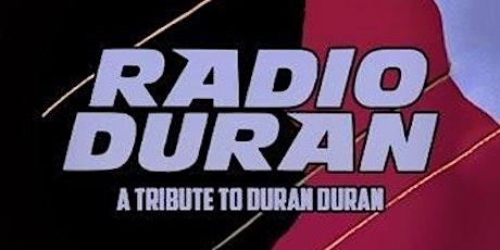 RADIO DURAN a Tribute to DURAN DURAN