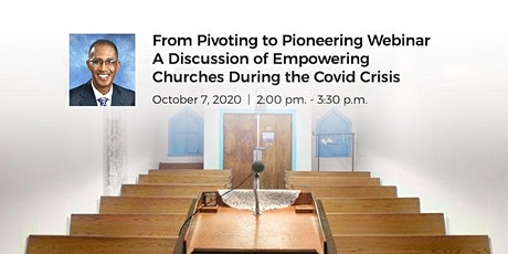 From Pivoting to Pioneering - Empowering Churches  During the COVID Crisis tickets