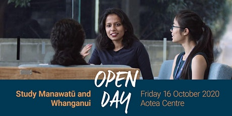 Study Manawatū and Whanganui - Agent & Consultant Open Day tickets