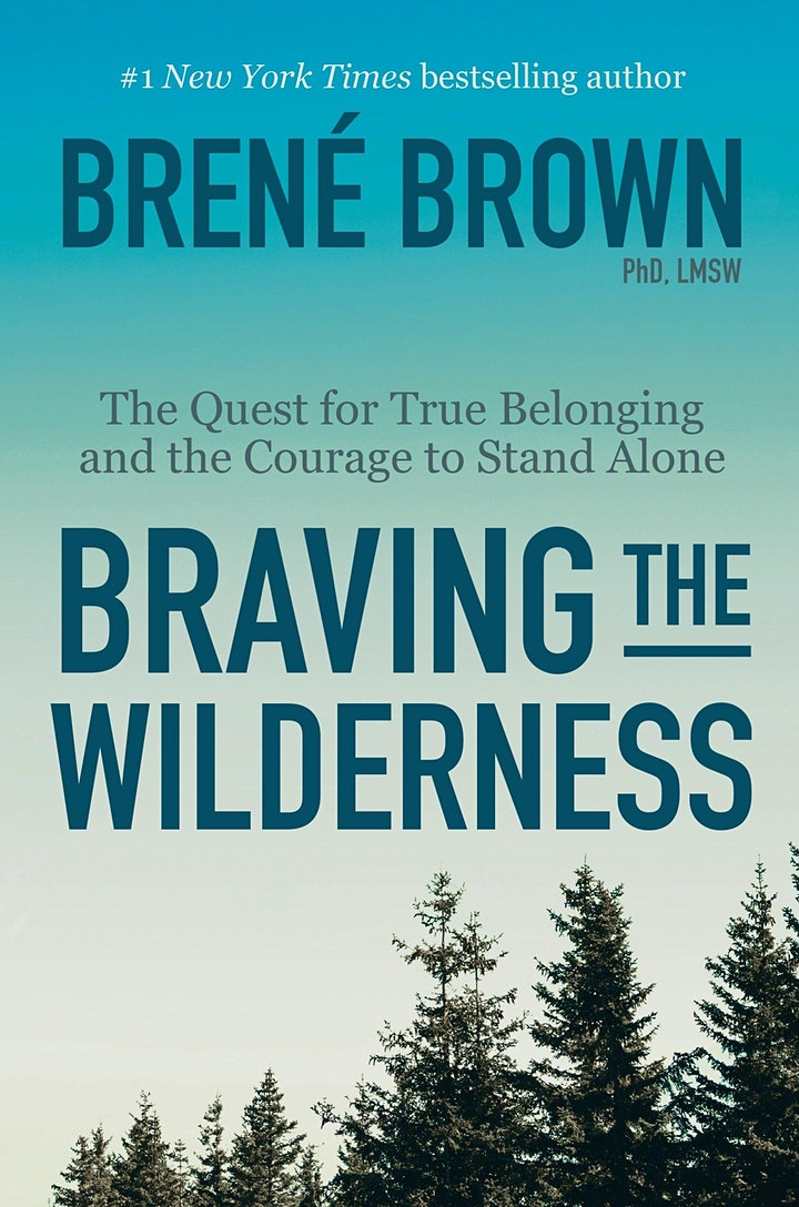 Book Review & Discussion : Braving the Wilderness image