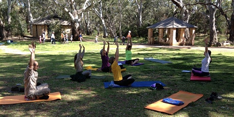 Yoga in Belair National Park tickets