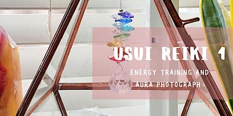 Reiki 1 & Aura Education tickets