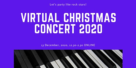 Melbourne Performing Arts, ASRC, & Piano Project Christmas Fundraiser tickets