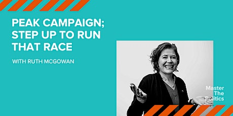 Peak Campaign; Step up To Run That Race tickets