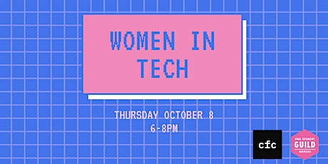 Women in Tech tickets