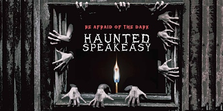 The Haunted Speakeasy tickets