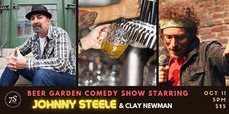 7S Beer Garden Comedy Show: Best of the SF Stand-up Comedy Competition tickets