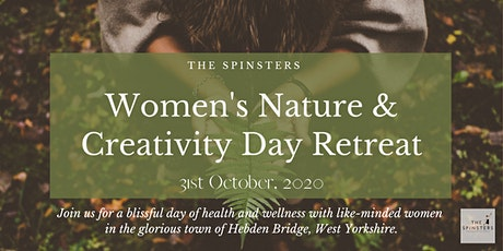 Women's Nature & Creativity Day Retreat tickets