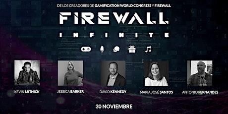 Firewall Infinite - Día Mundial de la Ciberseguridad entradas