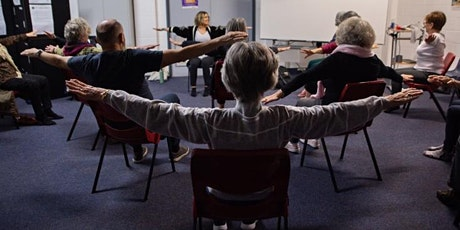 Over 55s Chair Yoga