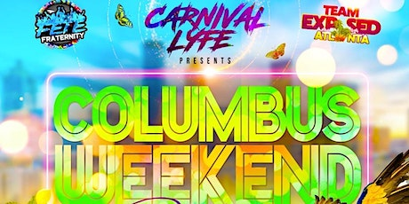 ATLANTA COLUMBUS WEEKEND SEPT 9 - 12 tickets