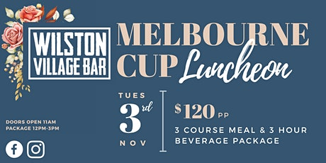 Melbourne Cup 2020 Luncheon tickets