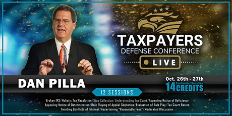 Taxpayers Defense Conference tickets