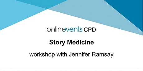 Story Medicine workshop with Jennifer Ramsay Tickets