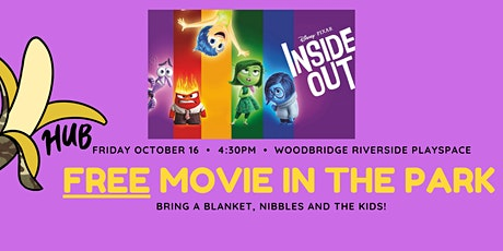 Woodbridge Playspace Community Movie Night with Guerrilla Hub tickets