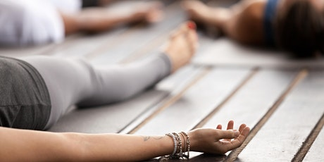 Restorative yoga and Meditation 6 week course tickets
